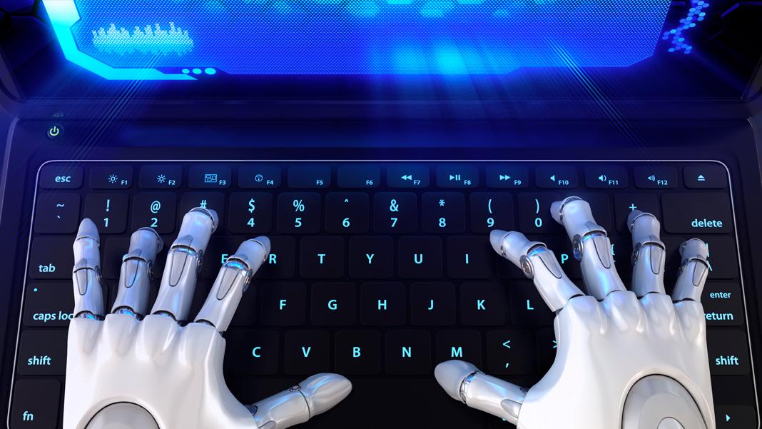 ¿Robots en mi página web? Con los chatbot es posible